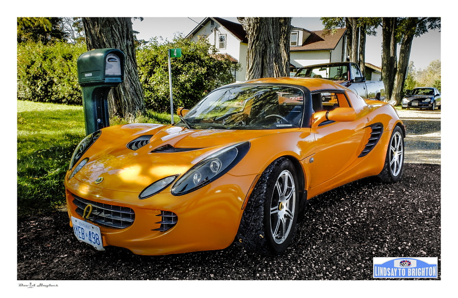 2011 Lotus Elise