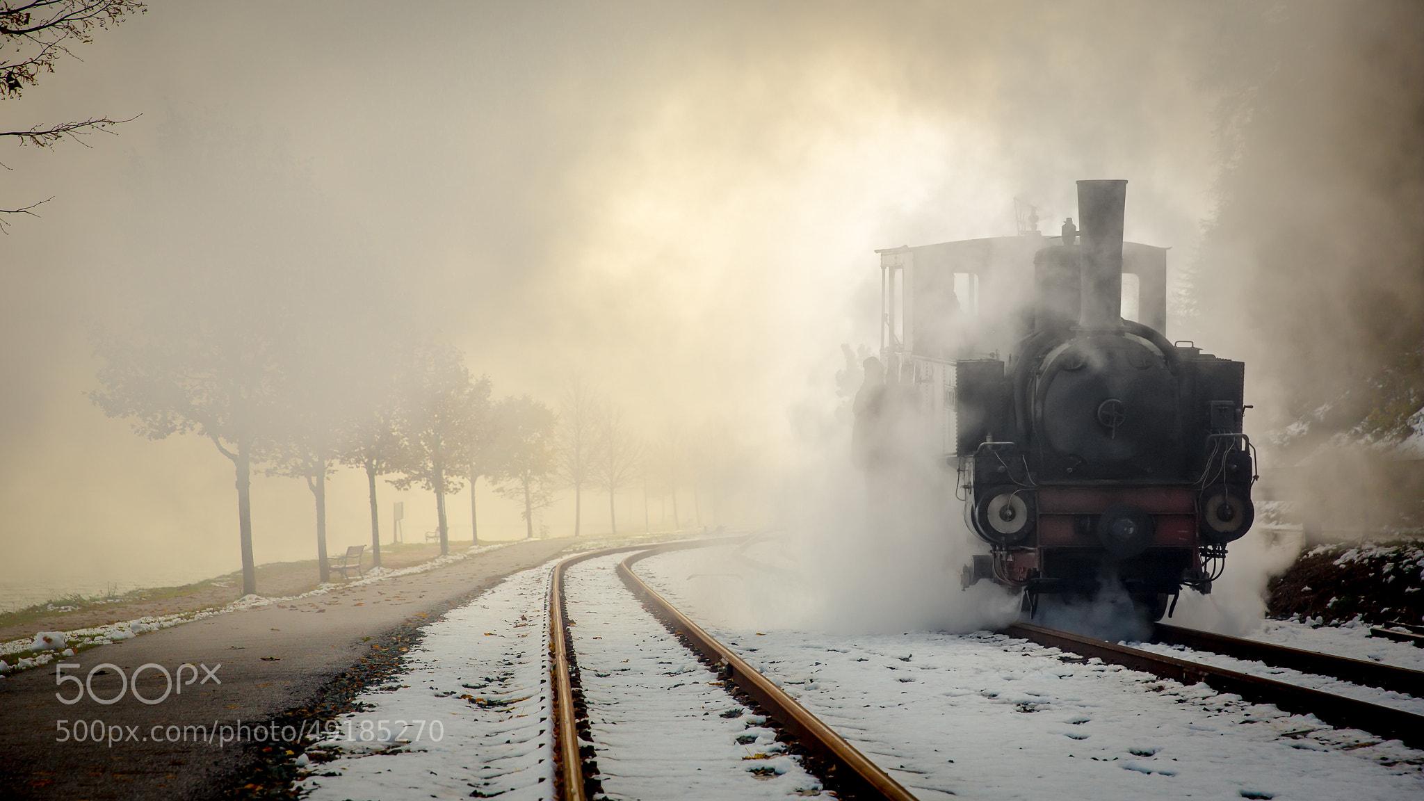 Photograph Steam by Torsten Muehlbacher on 500px
