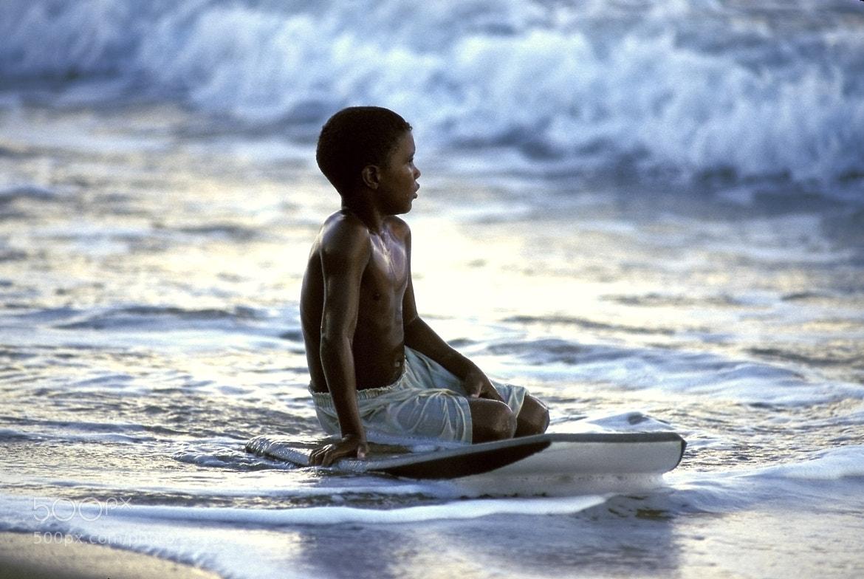 Photograph Surfer boy by Zdenko Boskovic on 500px