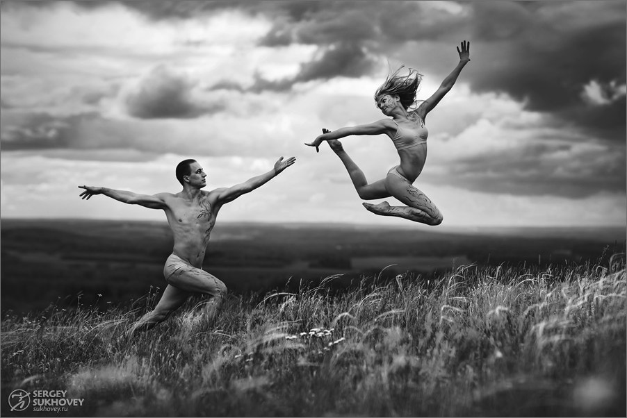 Photograph Children of elements by Sergey Sukhovey on 500px
