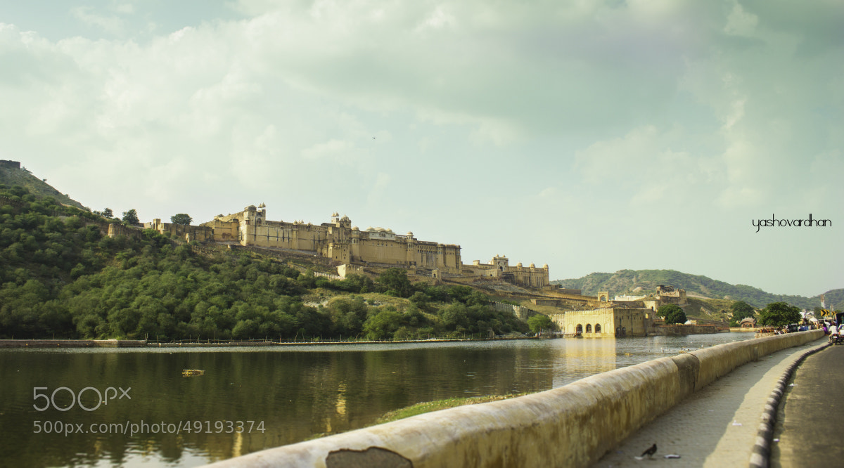 Photograph Amber Fort by Yashovardhan Sodhani on 500px
