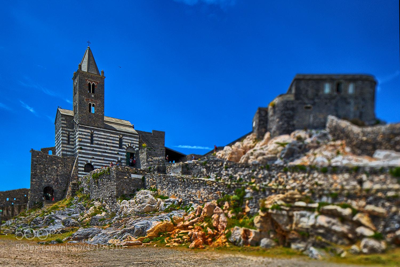Photograph San Pietro Church,Porto Venere,Italy by Paolo Guidetti on 500px