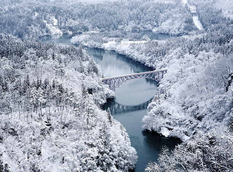 Photograph White bridge by HIDE KTG on 500px