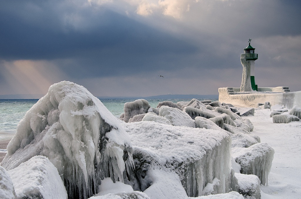 Photograph About the Cold and Lighthouse by Dietrich Bojko on 500px