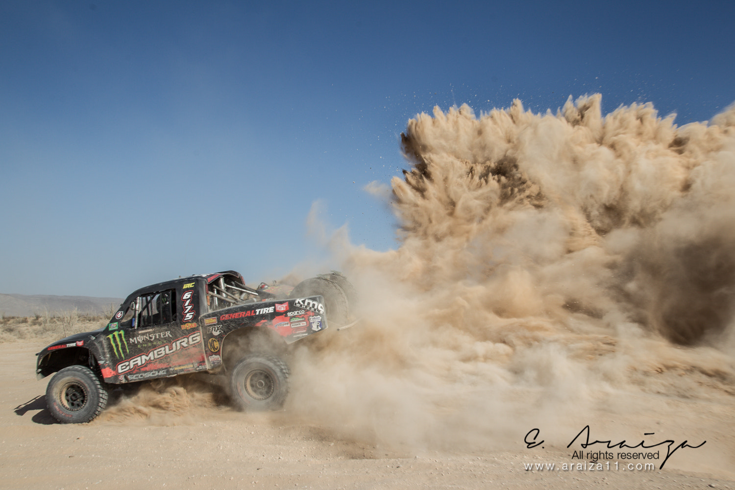 Photograph Trophy Truck Launch by E. Araiza on 500px