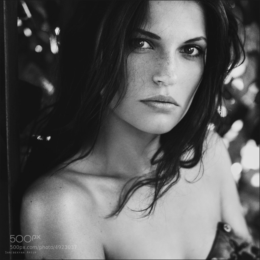 portrait photo - Polina by Artur Saribekyan