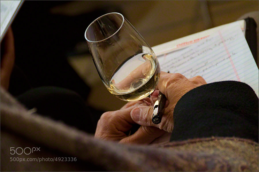 Photograph Tasting Wine by Andrew Barrow LRPS on 500px