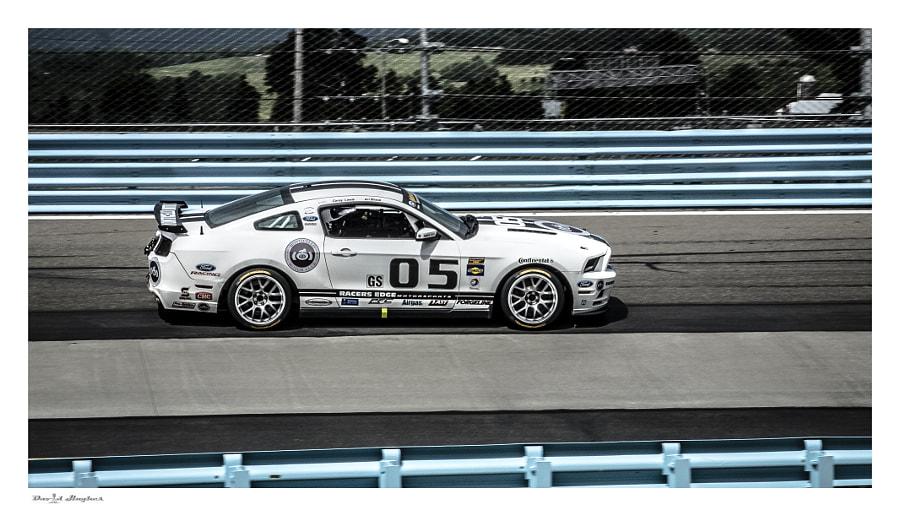 Grand-Am GS Mustang Boss 302 R