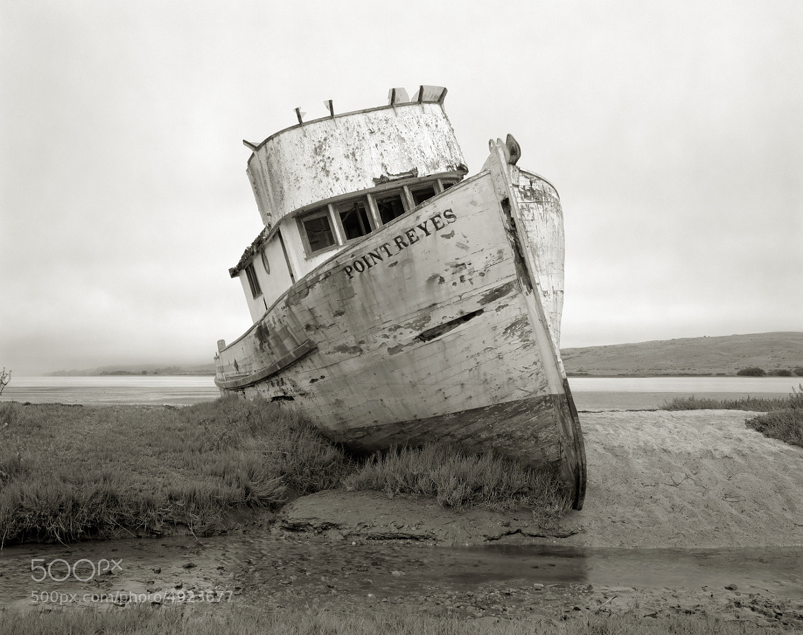 Photograph The Point Reyes, Tomales Bay by Austin Granger on 500px