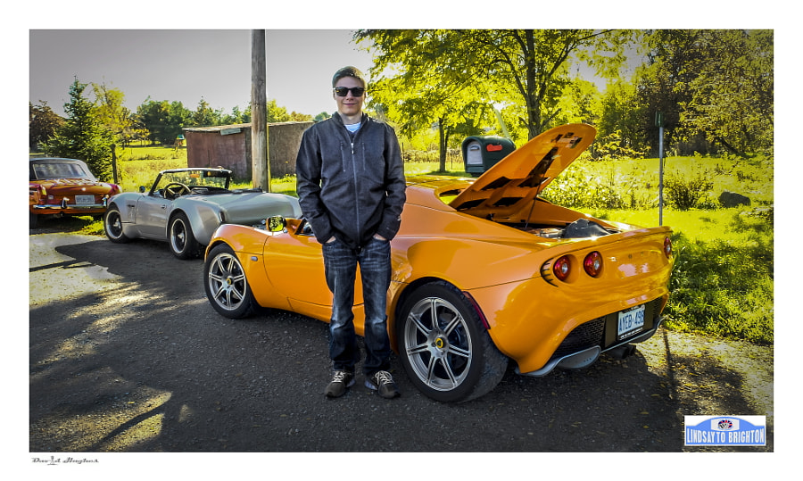 2011 Lotus Elise Convert