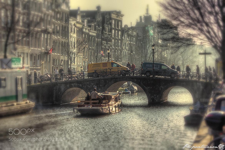 Photograph Amsterdam by Alessio La Spada on 500px