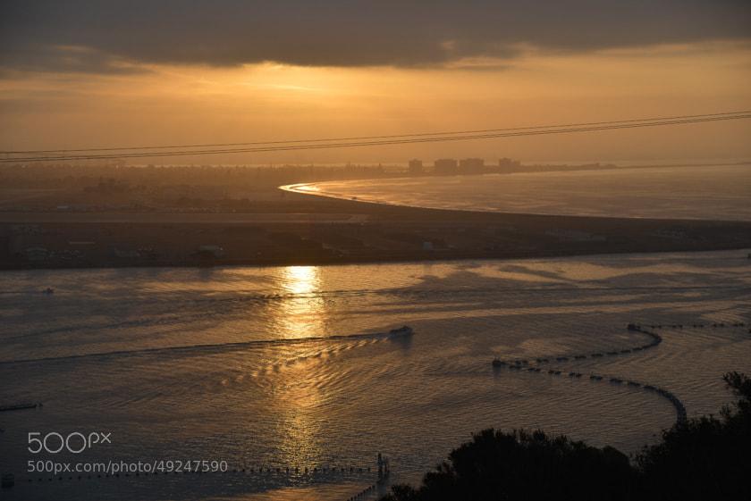Photograph San Diego Bay by Mark Fagan on 500px