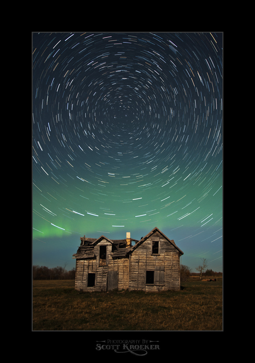 Photograph Celestial Homestead by Scott Kroeker on 500px