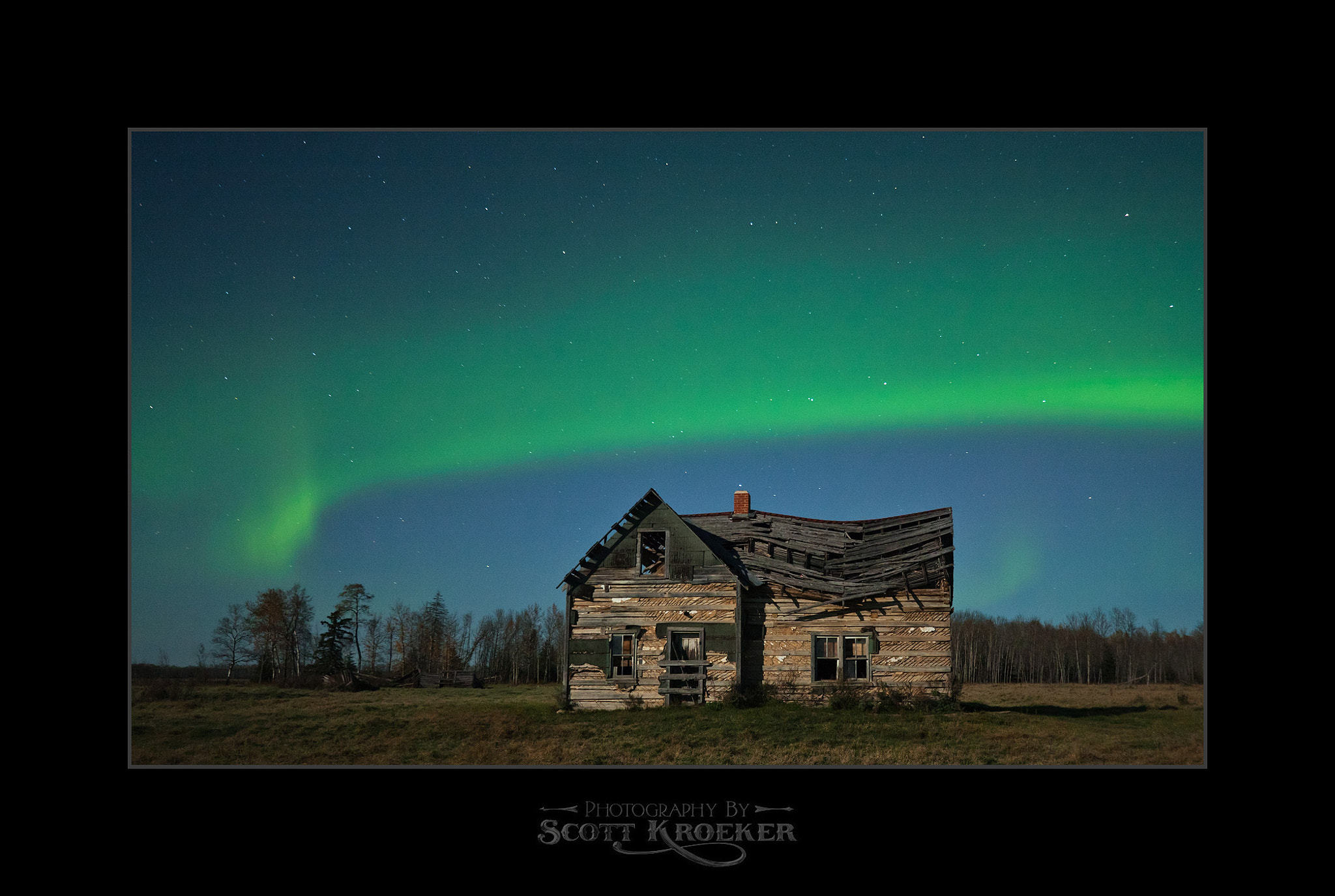 Photograph Celestial Homestead II by Scott Kroeker on 500px