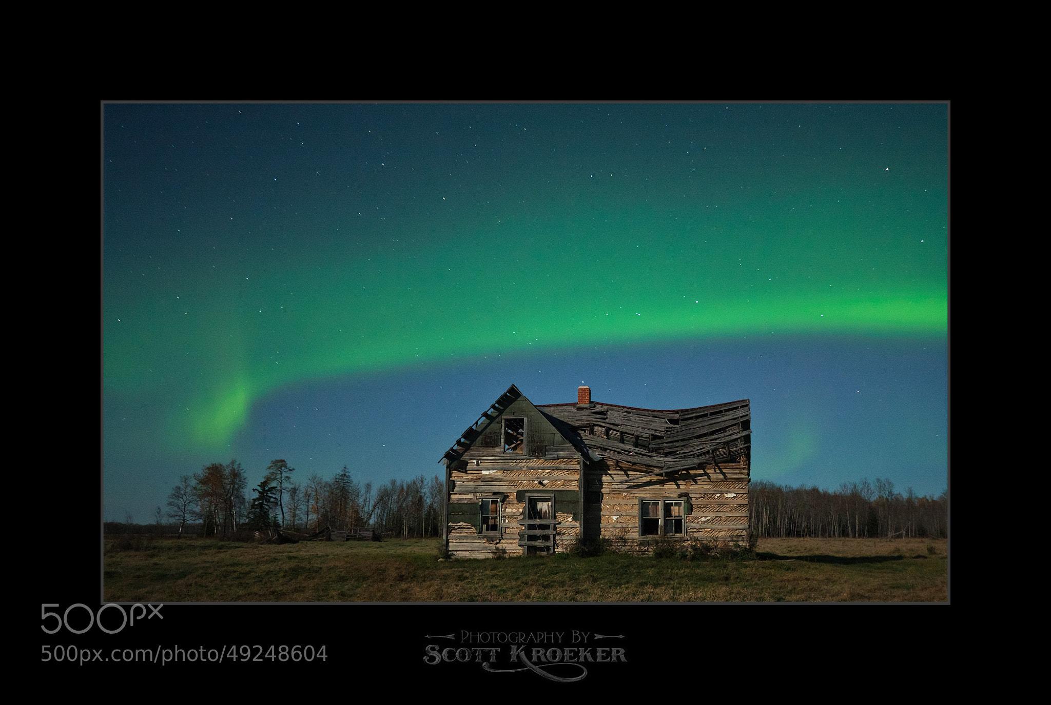 Photograph Celestial Homestead II by Scott Kroeker on 500px
