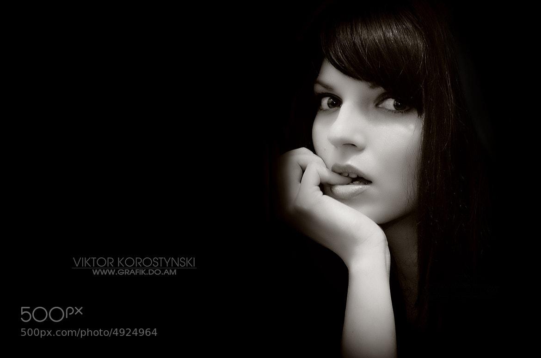 Photograph Look at me by Viktor Korostynski on 500px