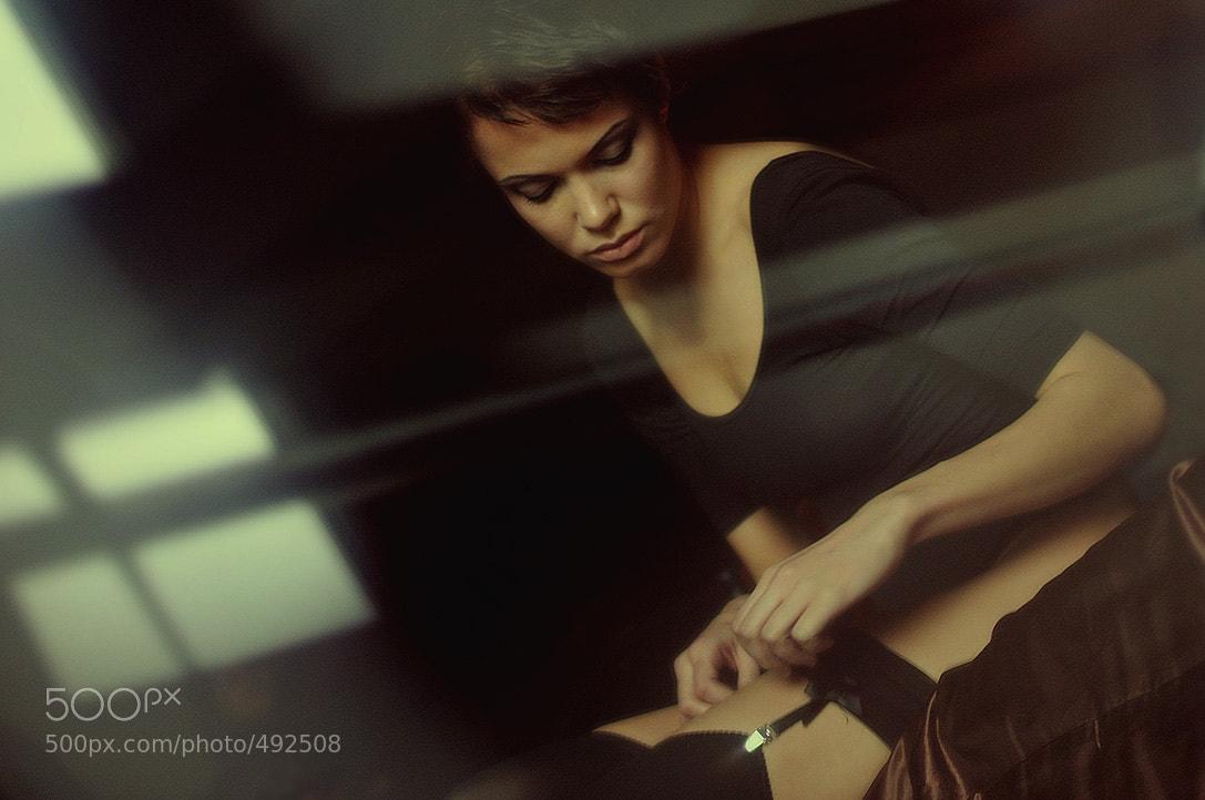 Photograph Oxana by Yuriy Prosvirnin on 500px