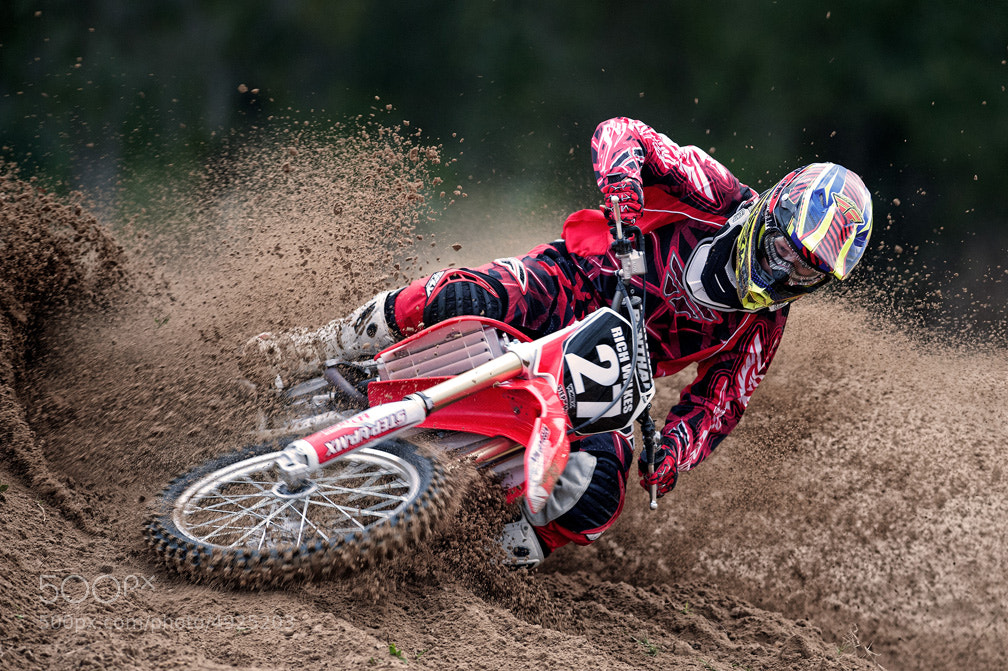 Photograph Kickin' Up Dirt by Scott Kelby on 500px