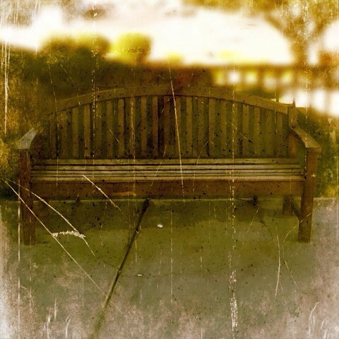 Photograph Bench by George Butler on 500px