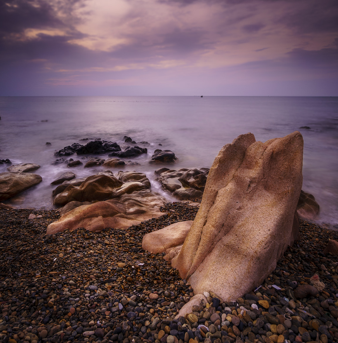 Photograph Co Thach beach 3 by Pham Ty on 500px
