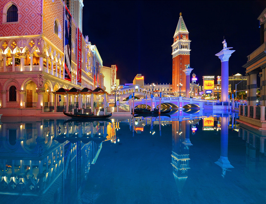 Photograph The Venetian by Aubrey Stoll on 500px