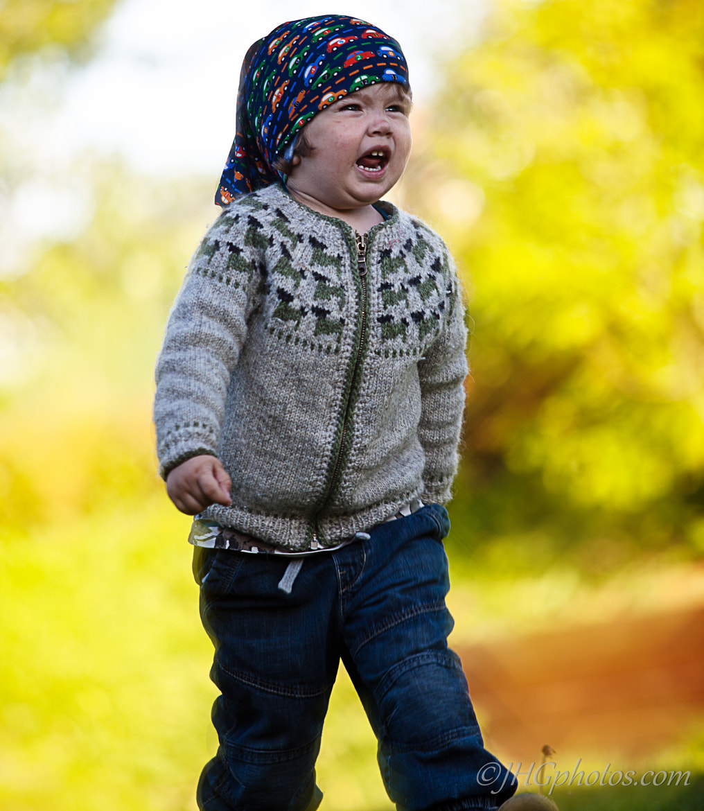 Photograph Happy boy by Jon Gretarsson on 500px