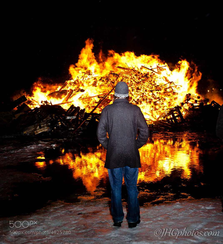 Photograph Fire by Jon Gretarsson on 500px