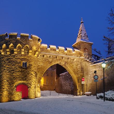 Krummes Tor in Merseburg