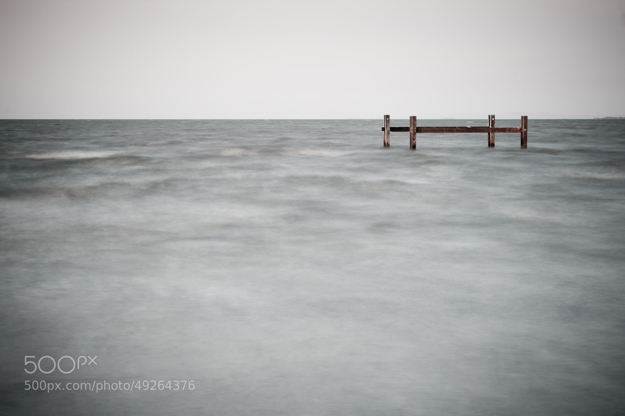 Photograph Rough water, Wynnum by Nolan Photography on 500px