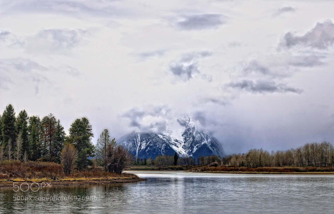 Photograph Oxbow Bend of the Snake River by Mark Stevens on 500px