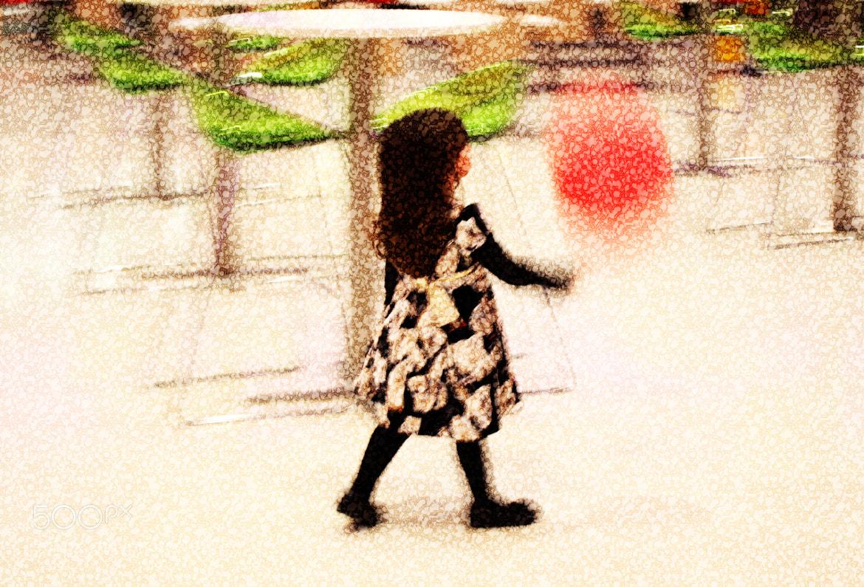 Photograph balloon by Stefania Mazzara on 500px