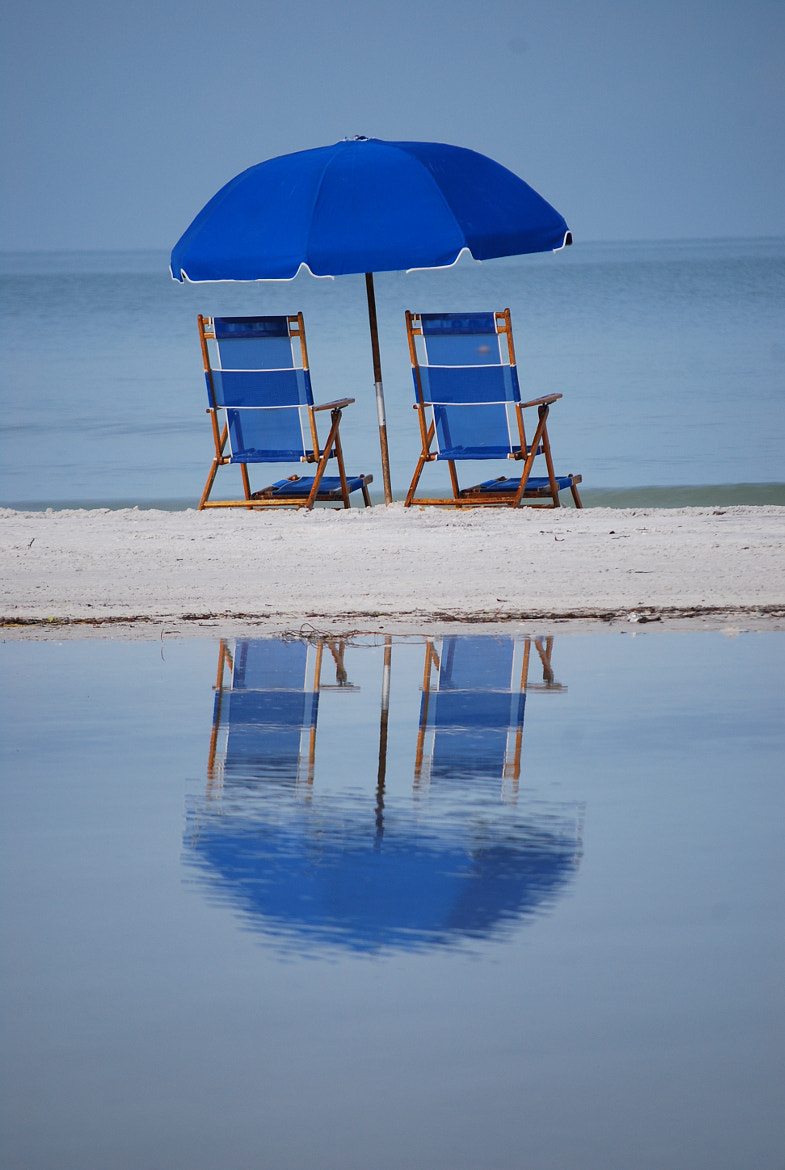 Photograph Blue Reflection by Amber Patton on 500px
