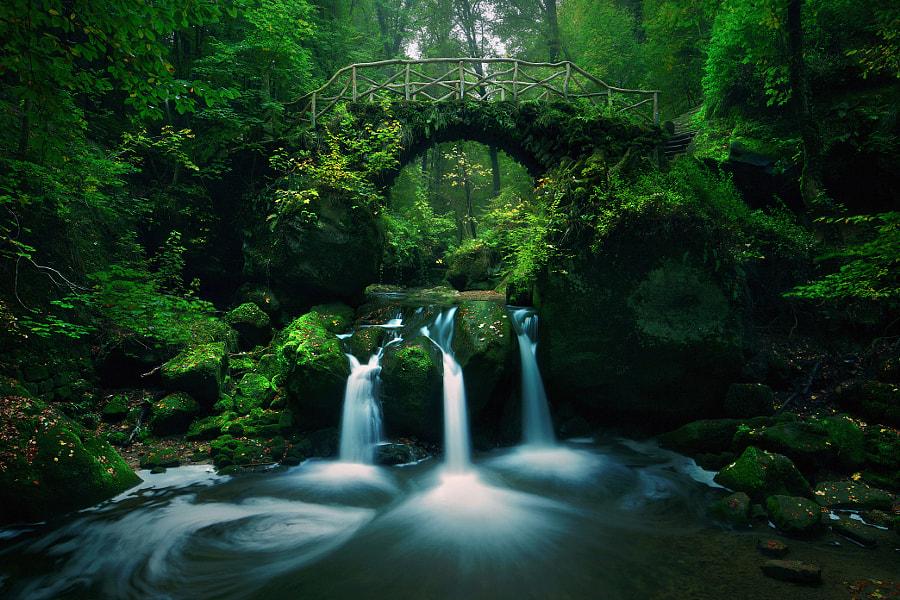Fairy Pool by Kilian Schönberger on 500px.com