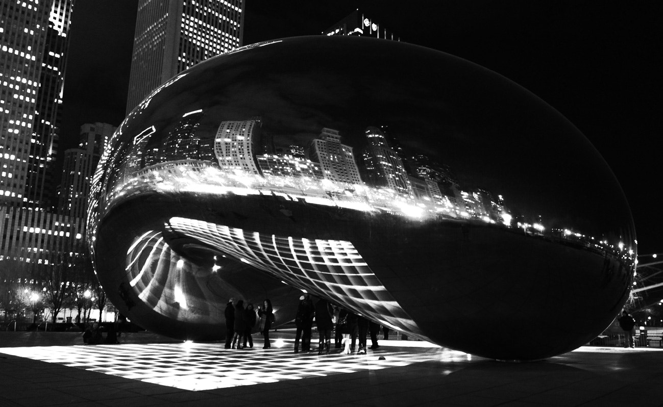 Photograph Chicago Bean by Ming Huang on 500px