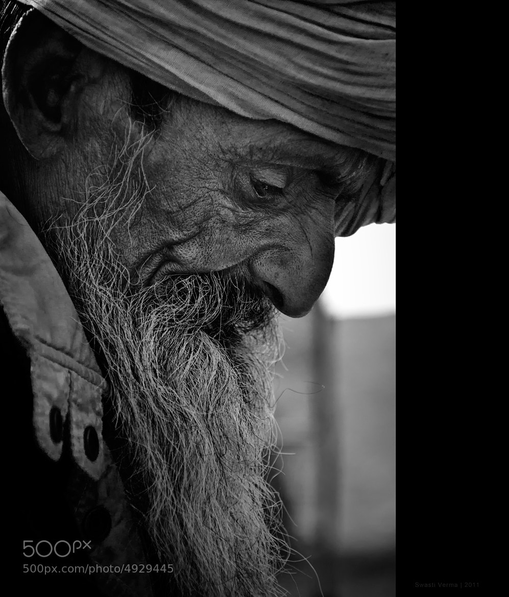 Photograph I am Old and Tired. by Swasti Verma on 500px