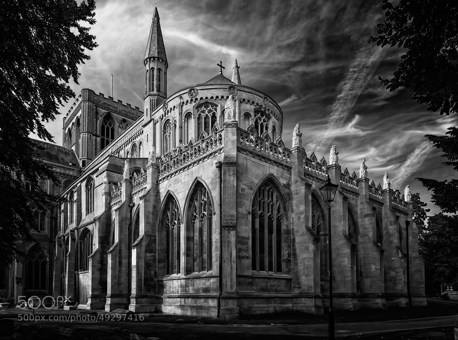 Photograph Peterborough Cathedral. by Pedro López Batista on 500px