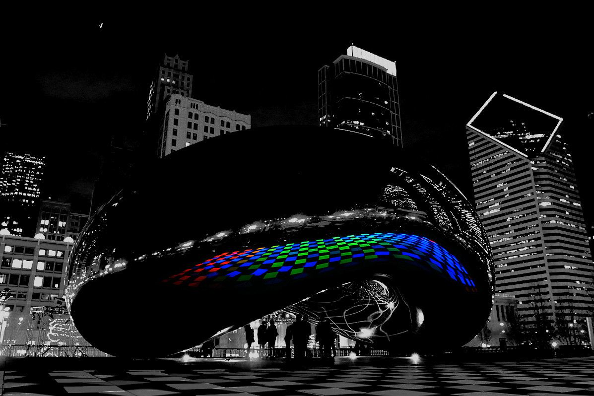 Photograph Chicago Bean (3) by Ming Huang on 500px