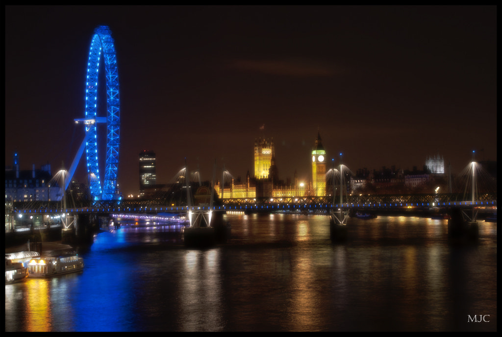 Photograph Westminster by Miguel Castanys on 500px
