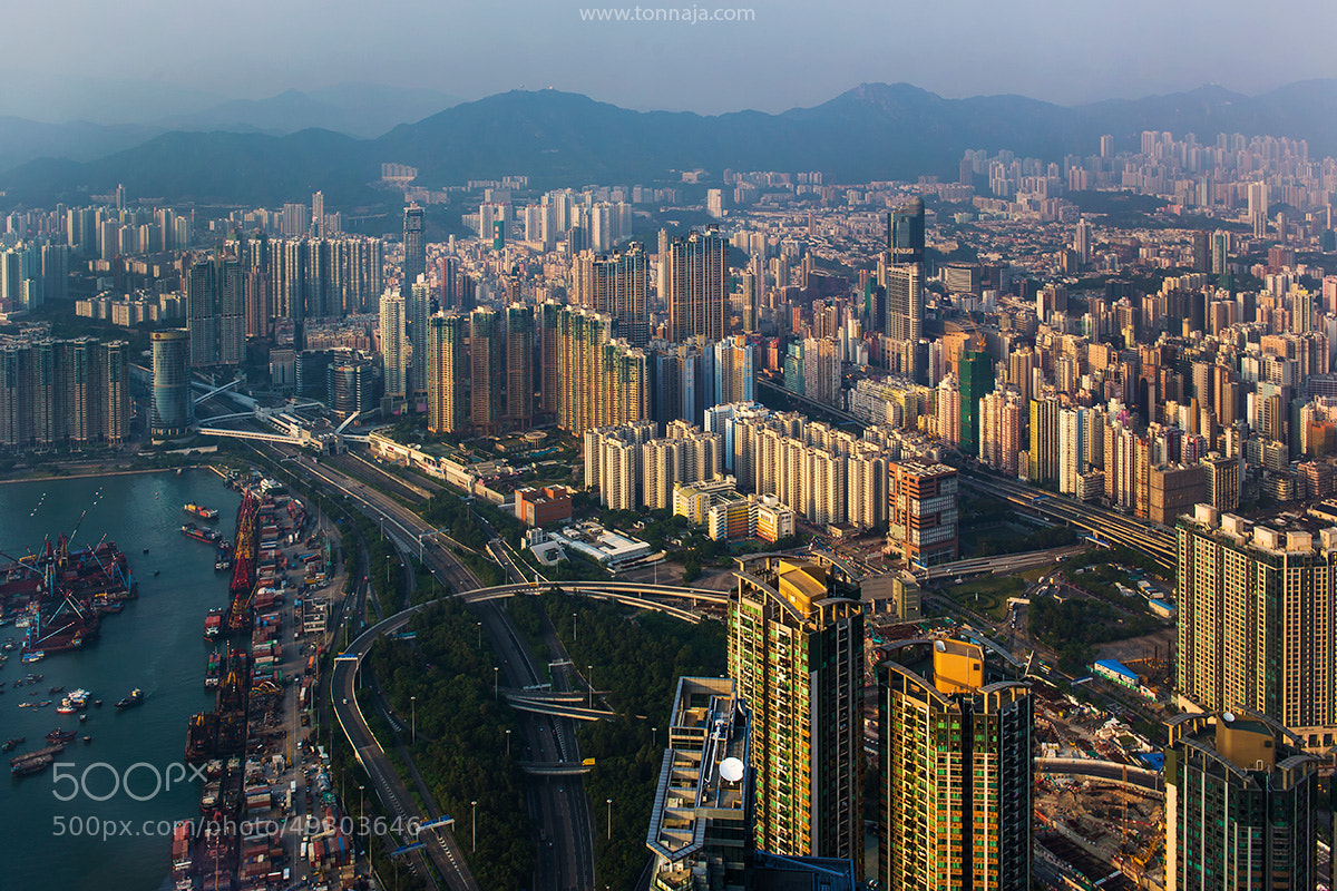 Photograph Hong Kong City by Tonnaja Anan Charoenkal on 500px