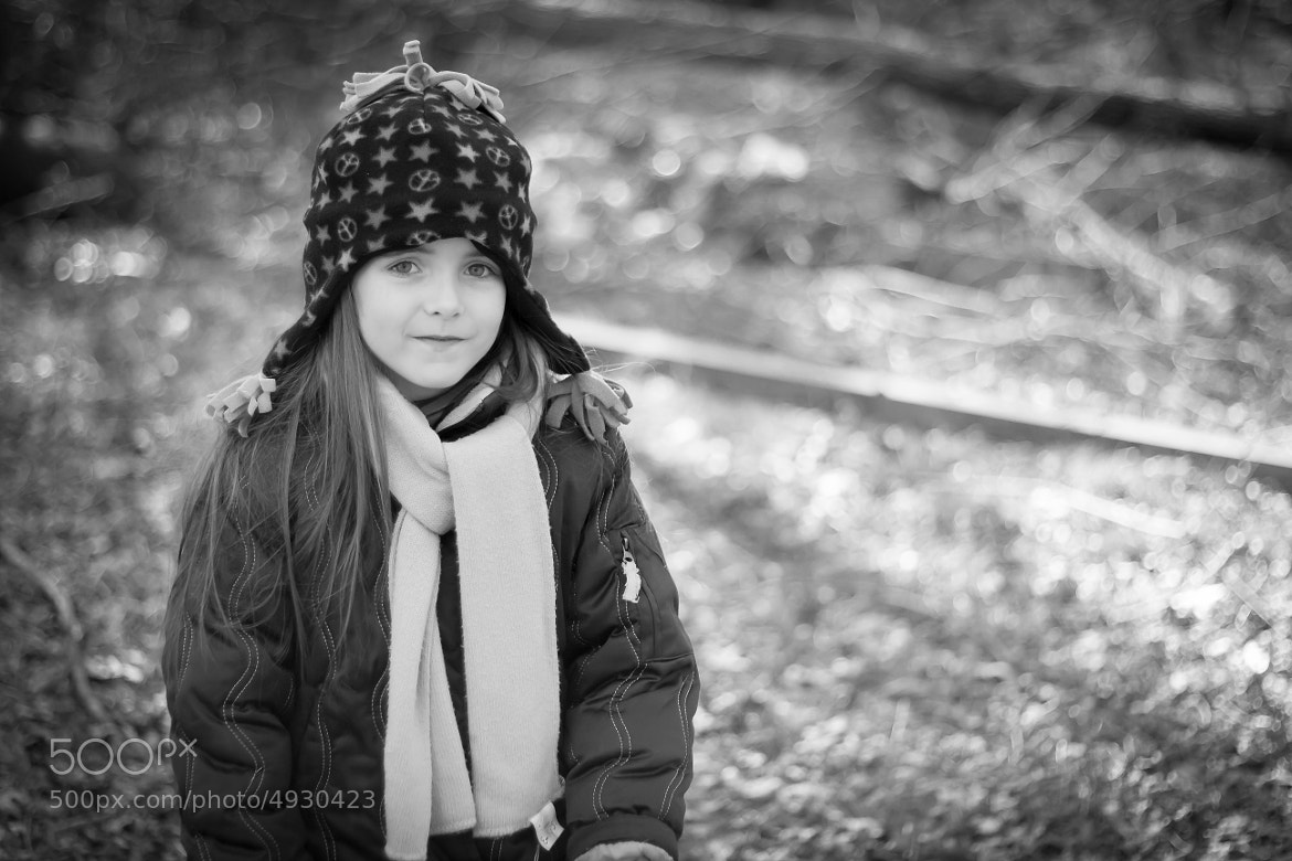 Photograph Emmy in Black and White by Dorothy Jarry on 500px