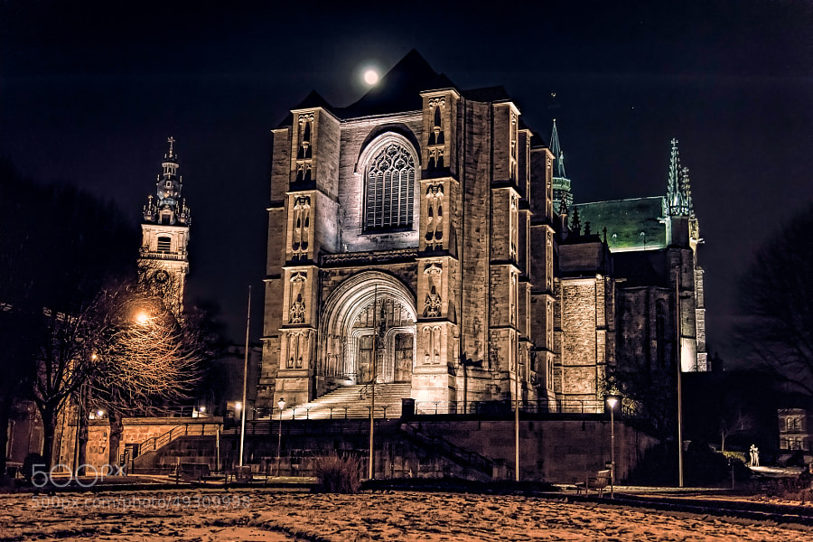 Photograph Night view by Denis on 500px