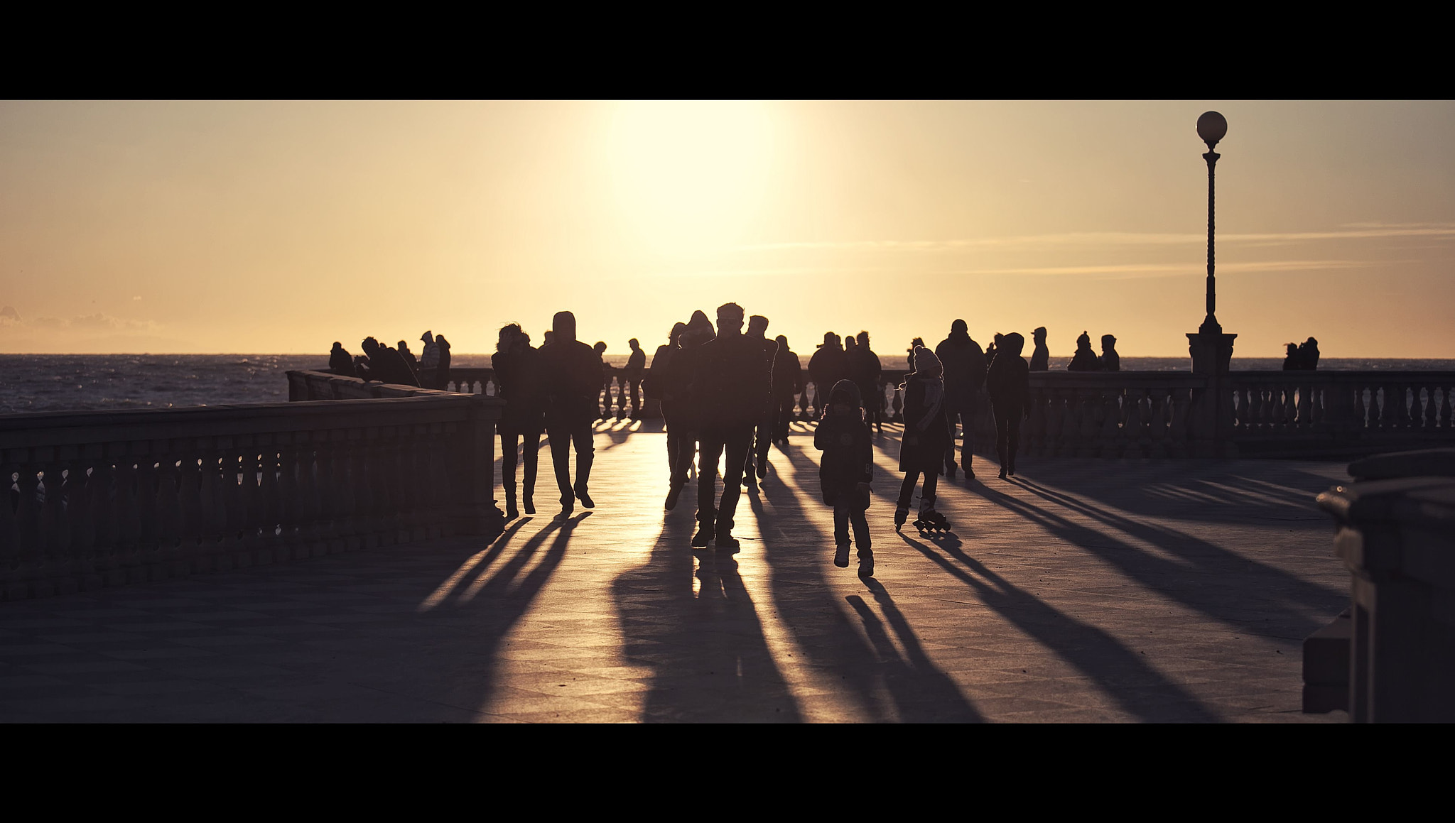 Photograph Terrace at Sunset by laura  malucchi on 500px