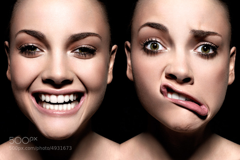 Photograph funny face by cyril lagel on 500px