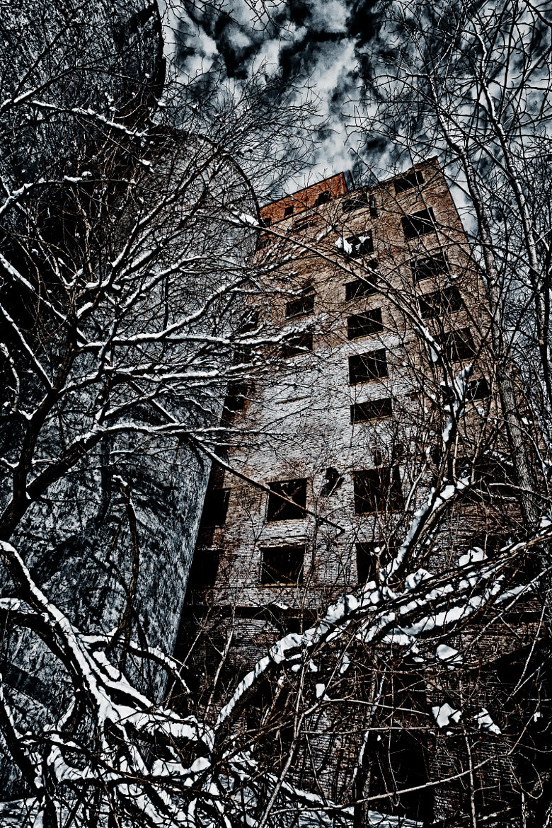 Photograph Ominous Winter Abandon by Shane Lund on 500px