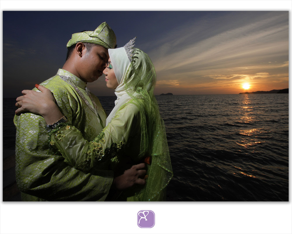 Photograph Sunset wedding outdoor by Erwan  Abdullah on 500px