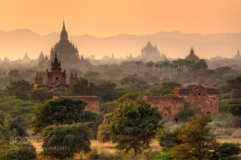 Photograph Good morning Myanmar by Amnon Eichelberg on 500px