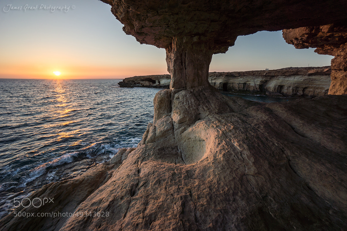 Photograph Cape Grecko Arch by James Grant on 500px