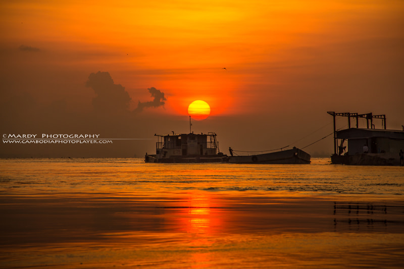 Photograph Good morning 4-river front! by Mardy Suong Photography on 500px