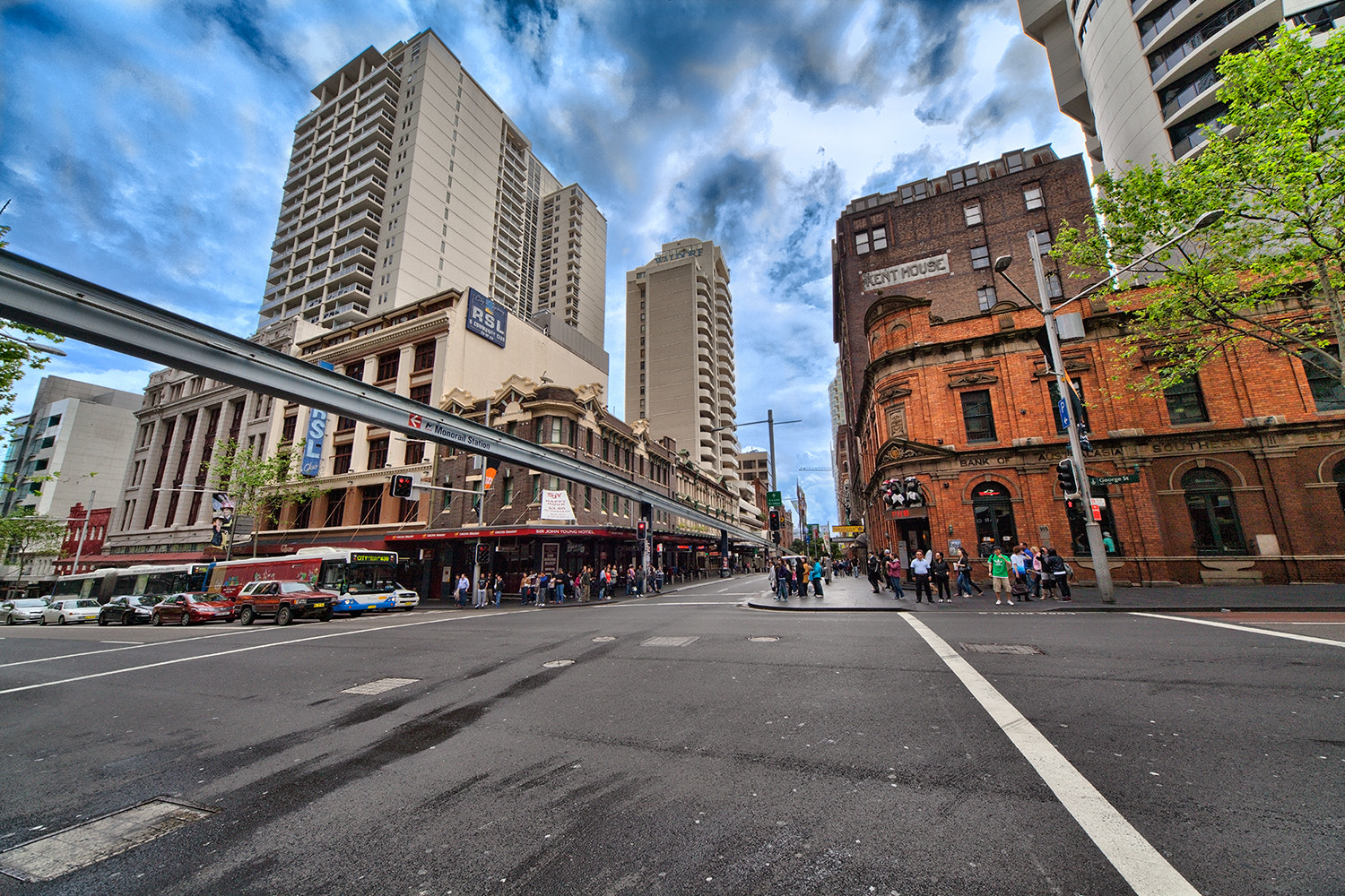 Photograph Sydney street... by Paolo Guidetti on 500px
