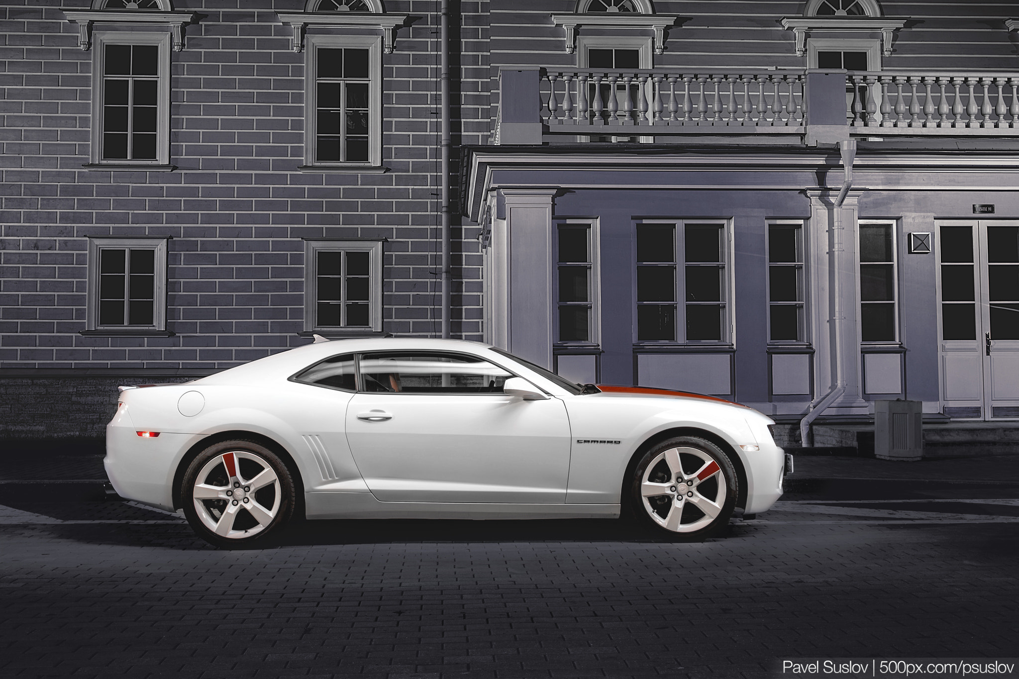Photograph Chevy Camaro by Pavel Suslov on 500px